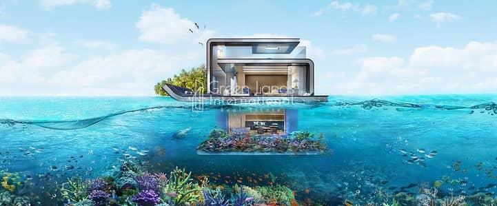 2 Bedroom Villa for Sale in The World Islands, Dubai - The House of Dreams in the Sea