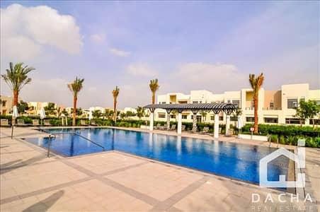 فیلا 3 غرفة نوم للبيع في ريم، دبي - Single Row/ 3BR/Maid/ Study/ J type