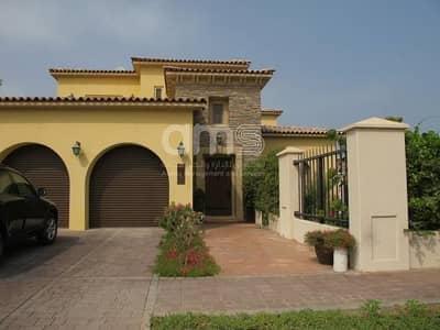 3 Bedroom Villa for Rent in Saadiyat Island, Abu Dhabi - Luxury Living  3 bed Saadiyat Villa for Rent