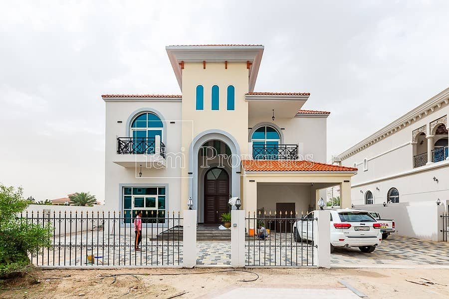 Brand New 6 BR | Luxurious | Call Us Now