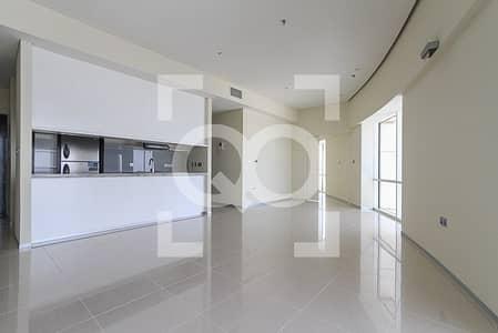 فلیٹ 1 غرفة نوم للايجار في شارع الشيخ زايد، دبي - High Floor| Sea View |Close to Metro | Vacant