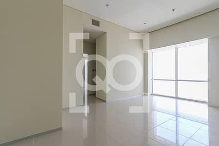 شقة 2 غرفة نوم للايجار في شارع الشيخ زايد، دبي - High Floor  Sea View  Close to Metro   Vacant