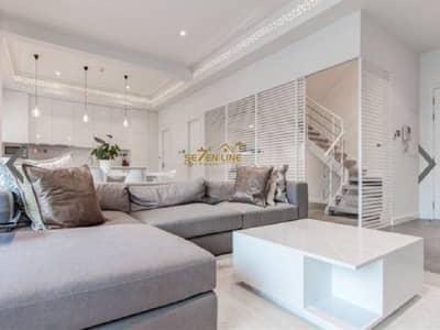 3 Bedroom Flat for Sale in Dubai Marina, Dubai - Fully upgraded 3 Bed Duplex w/ Marina View