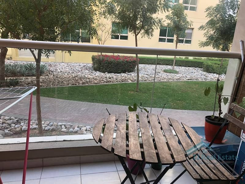 15 GARDEN VIEW | AL ARTA 2 | WELL MAINTAINED APARTMENT