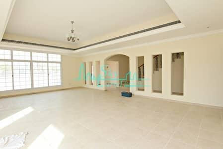 فیلا 3 غرفة نوم للايجار في المنارة، دبي - WELL MAINTAINED 3BR+STUDY VILLA WITH GARDEN IN UMM SUQEIM