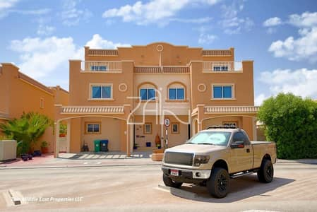 5 Bedroom Villa for Sale in Al Reef, Abu Dhabi - Hot Offer 5BR Villa with Pool and Garden
