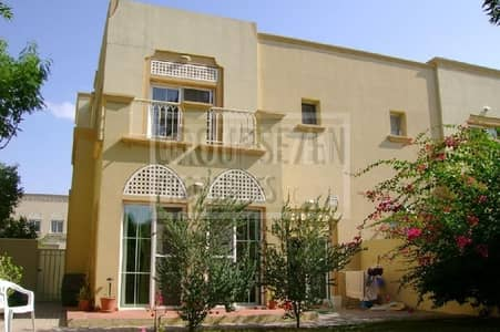 2 Bedroom Townhouse for Rent in The Springs, Dubai - Type 4E Villa in The Springs 6 for Rent