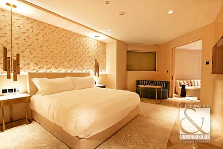 1 Bedroom Flat for Sale in Palm Jumeirah, Dubai - High Floor | Negative Premium | Corner Unit