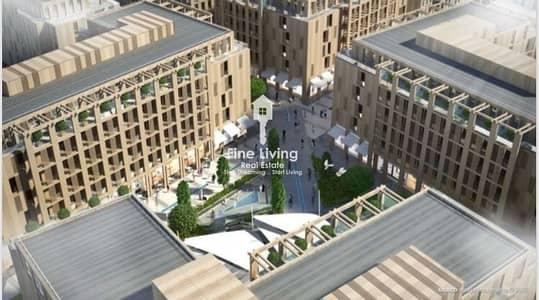 فلیٹ 1 غرفة نوم للبيع في المدينة الجامعية بالشارقة، الشارقة - 10% Only Booking and 1% Monthly and 70% on Handover