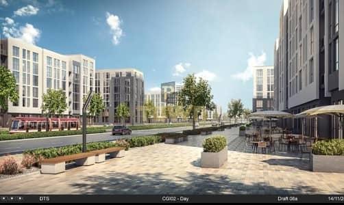 Plot for Sale in Al Shamkha, Abu Dhabi - Residential Plots In Shamkha For Build G+5