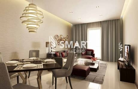 Stunningly Furnished Studio | High ROI | Close to EXPO 2020