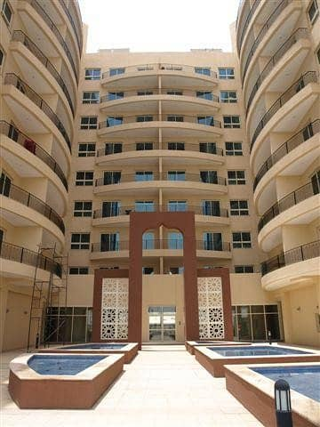 1 Bedroom Apartment for Rent in Dubai Silicon Oasis, Dubai - Fully Furnished 1 BR With Balcony In Silicon Arch