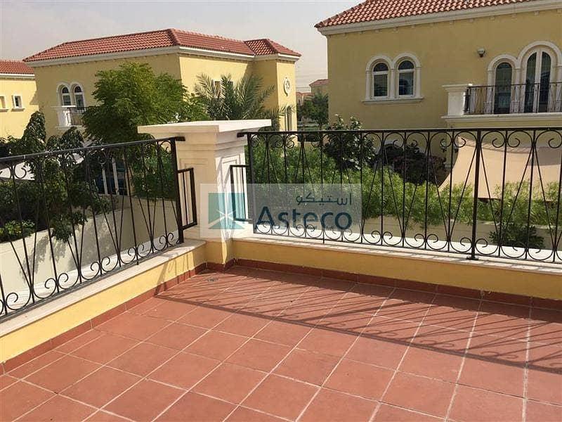 2 3BR  Villa Easy viewing at Jumeirah Park