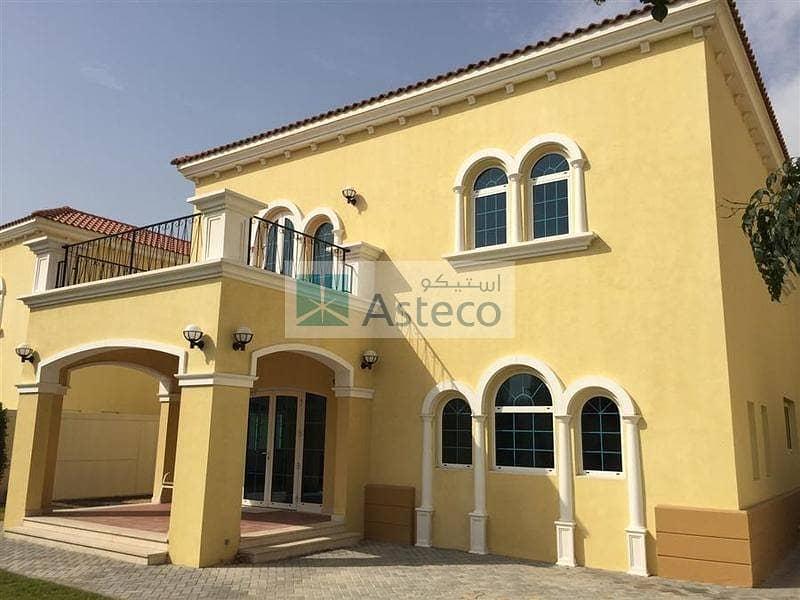 3 3BR  Villa Easy viewing at Jumeirah Park