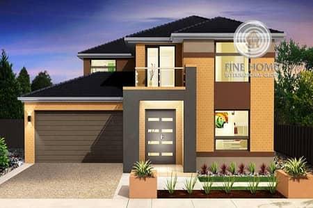 Brand New Villa in Al Bateen . Abu Dhabi