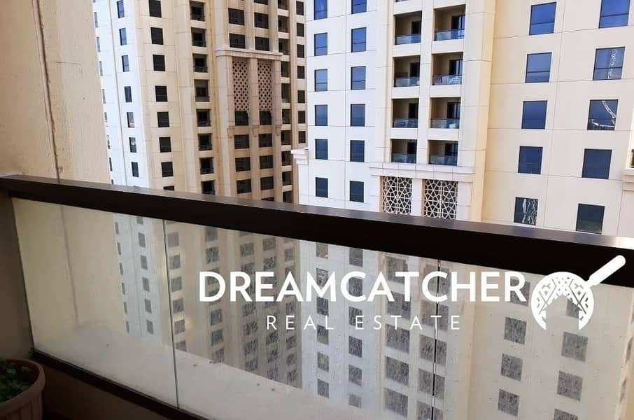 JBR | Rimal-2 | 2 Bed | Partial Sea View