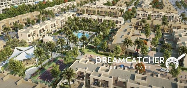 3 Bedroom Villa for Sale in Town Square, Dubai -  3+maid