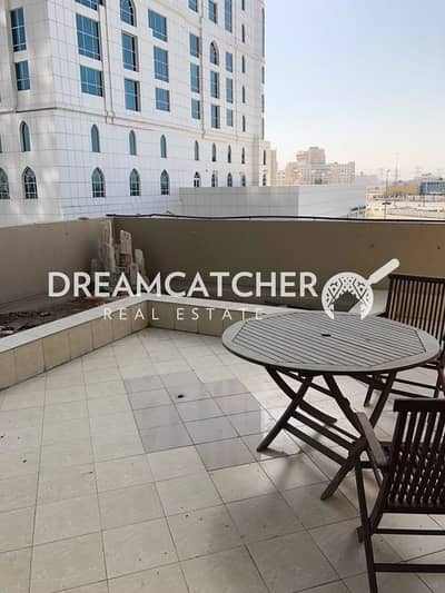 1 Bedroom Apartment for Rent in Jumeirah Lake Towers (JLT), Dubai - Spacious - 1 Bedroom with Large Terrace