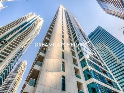 2 Bedroom Apartment for Rent in Jumeirah Lake Towers (JLT), Dubai - 2 Bedroom With Maids Room - Al seef -JLT