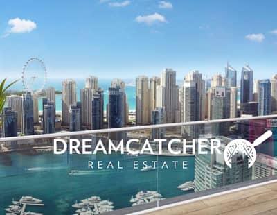 1 Bedroom Flat for Sale in Dubai Marina, Dubai - High floor Marina view 1BR Vida Marina