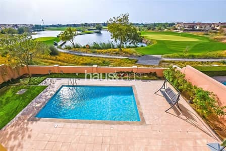 5 Bedroom Villa for Sale in Jumeirah Golf Estate, Dubai - Best views in Sonoma type | Owner occupied