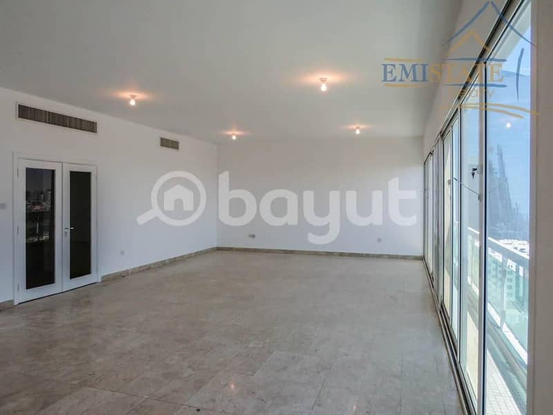 Spacious 4BR+M with 5 Bath No Commission on Higher Floor