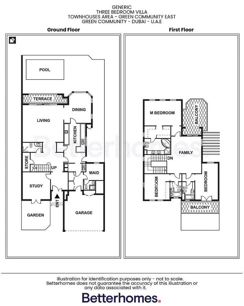 23 Maid's Room | Balcony | Closed Kitchen