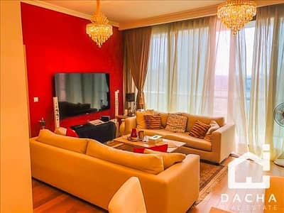 2 Bedroom Flat for Rent in Downtown Dubai, Dubai - FURNISHED BRAND NEW 2BEDROOM  SEA VIEW