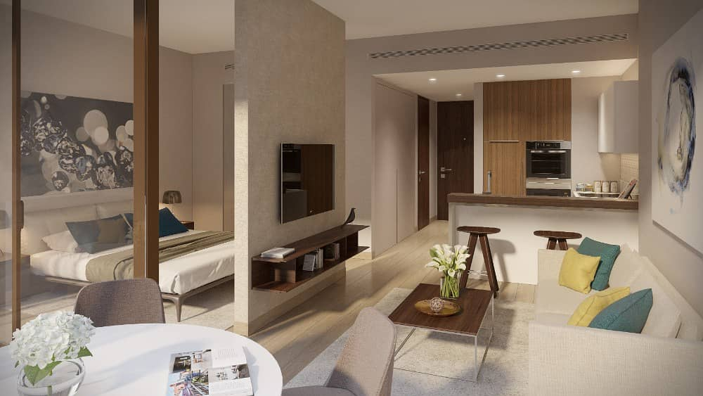 10% Deposit l 5 Years Post Handover Payment Plan l Ready by 2020