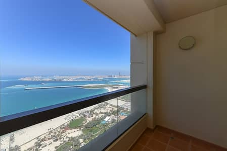 4 Bedroom Flat for Sale in Jumeirah Beach Residence (JBR), Dubai - SEA VIEW 4BR | Upgraded and Roche Boboise Finished