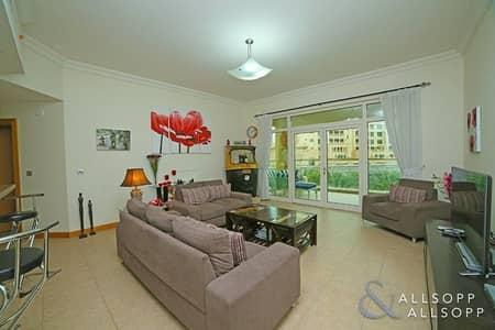 فلیٹ 2 غرفة نوم للبيع في نخلة جميرا، دبي - 2 Bedroom | Park View | Vacant on Transfer