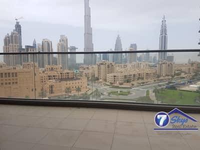 2 Bedroom Flat for Rent in Downtown Dubai, Dubai - Burj Khalifa View 2Bedroom  South Ridge2
