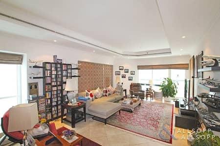 فلیٹ 3 غرفة نوم للايجار في دبي مارينا، دبي - 3 Bed+Maids | Available Now | High Floor