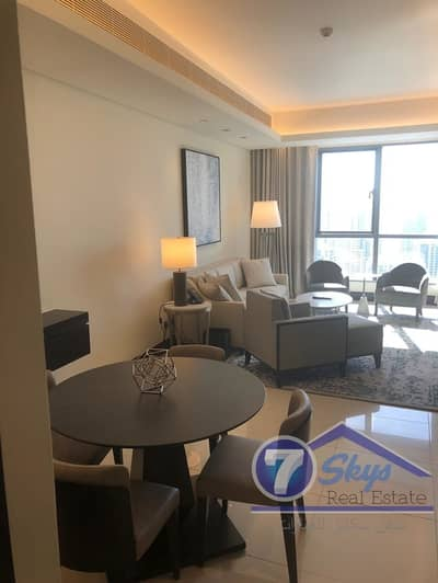 1 Bedroom Apartment for Rent in Downtown Dubai, Dubai - Luxury Furnished 1B/R Apt. I The Address