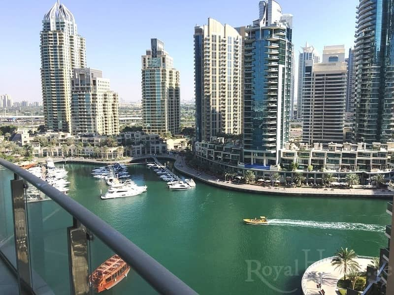 1 Full Marina View | 2BR+M in Marina Terrace