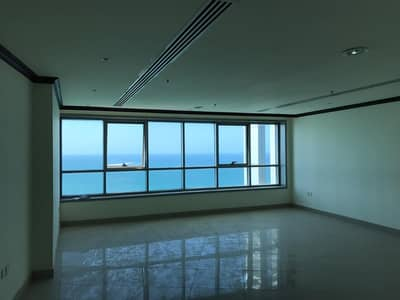 2 Bedroom Apartment for Sale in Corniche Ajman, Ajman - FULLY SEA / AJMAN BEACH / BEST INVESTMENT