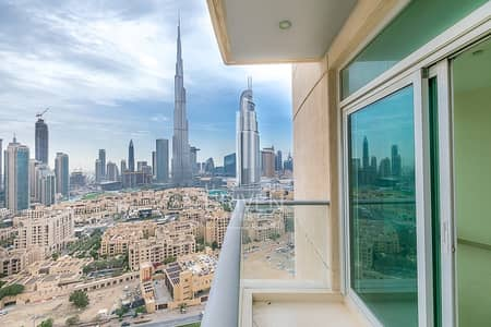 2 Bedroom Flat for Sale in Downtown Dubai, Dubai - Spacious 2 Bedroom | Best View in Tower A