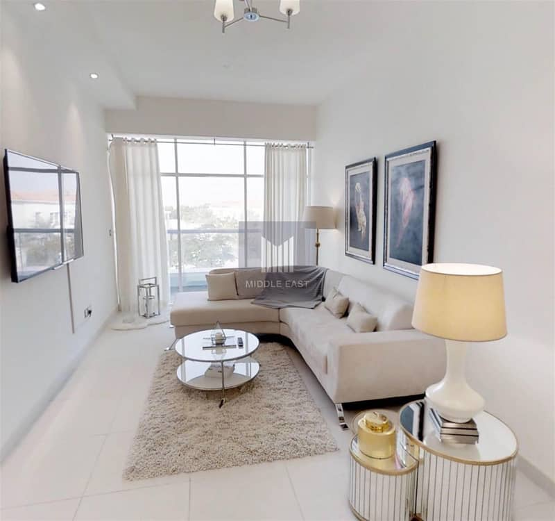 Amazing 1Bed with Park View for Rent JVT