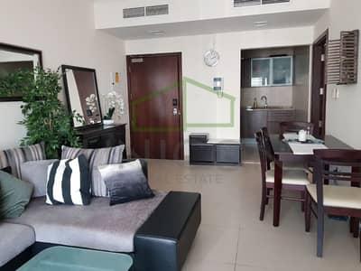 فلیٹ 1 غرفة نوم للبيع في أبراج بحيرات الجميرا، دبي - Fully Furnished | Higher Floor |High RoI