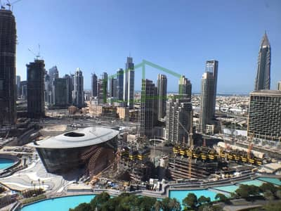 2 Bedroom Flat for Sale in Downtown Dubai, Dubai - Fountain & Opera View | Excellent Layout