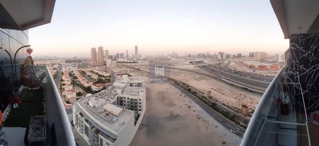 1 Bedroom Flat for Rent in Jumeirah Village Triangle (JVT), Dubai - Fully Furnished |Amazing View |Large1BHK