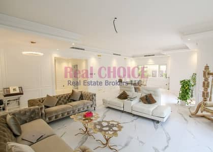 5 Bedroom Villa for Sale in Dubai Festival City, Dubai - Modern Corner Villa|Fully Upgrade|Single Row
