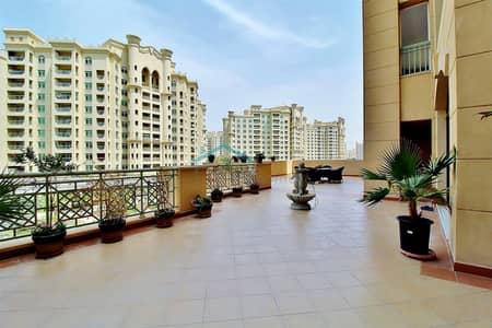 فلیٹ 3 غرفة نوم للبيع في نخلة جميرا، دبي - EXTENDED TERRACE || 3