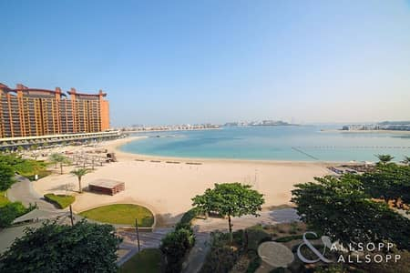 1 Bedroom Apartment for Sale in Palm Jumeirah, Dubai - One Bed | Sea Views | Upgraded | Vacant