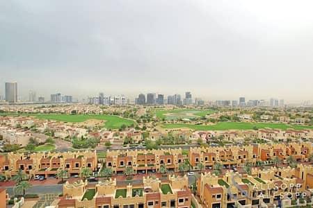 شقة 2 غرفة نوم للايجار في مدينة دبي الرياضية، دبي - 2 Bedroom | Golf Course View | High Floor
