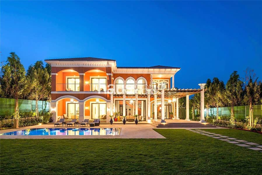 2 Ultra-Luxury Seven bedroom Mansion | Move in today