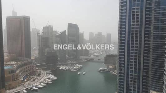 2 Bedroom Apartment for Sale in Dubai Marina, Dubai - Brand new two bedroom   Full Marina view
