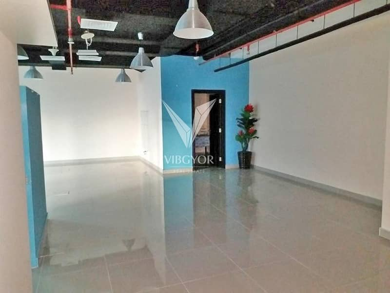 Fully fitted office w/2 Parkings in Barsha Heights (TECOM)