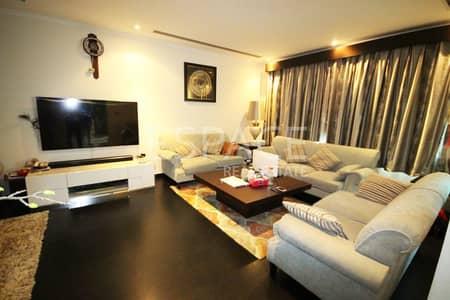 3 Bedroom Villa for Rent in Jumeirah Park, Dubai - Multiple Chqs - Fully Furnished - Vaastu