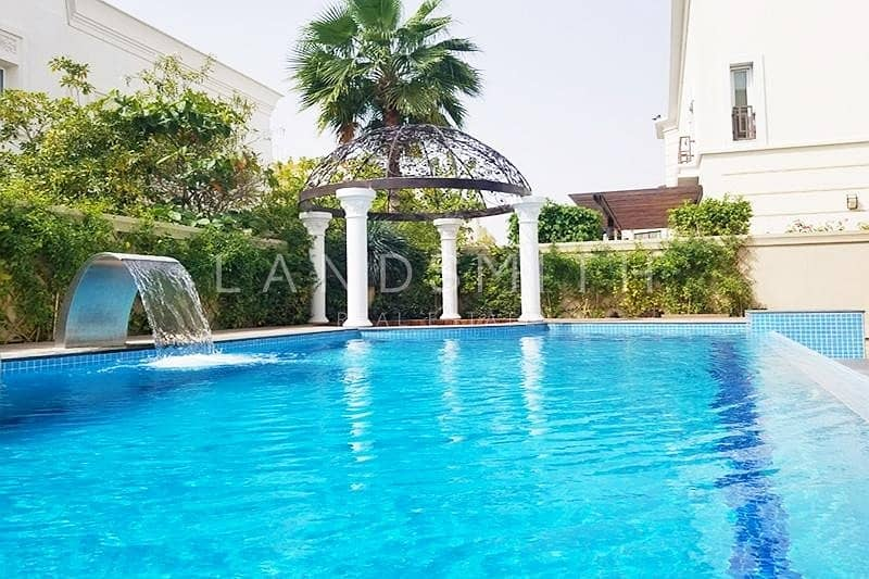 Top Luxurious 8Bedrooms Fully Furnished Mansion